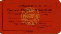 Image of Card, Membership - 2015.2045
