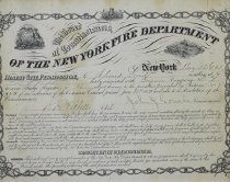 Image of Certificate - 2012.1033