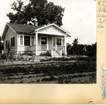 Image of Print, Photographic - 5105 Alamo?  Block Q /Lot 71.