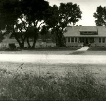 Image of Print, Photographic - 3150 El Camino.  Blk 18/Lot 12.   Cody house (gone).
