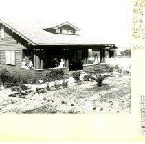 Image of Print, Photographic - 5160 Olmeda.  Blk QA/Lot 41.  E.C. Peterson - Bosch.
