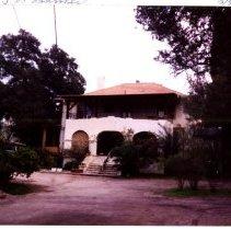 Image of Print, Photographic - 5735 Rosario.  Blk LA/Lot 20. J.B. Banker.