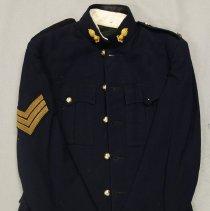 Image of RCA dress uniform coat - recto