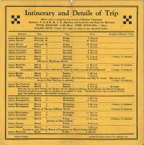 Image of Itinerary for trip