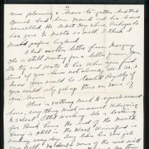 Image of Letter to Charles Shriner from father, page 4