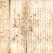 Image of Letter, C. R. Richard & Boas to Henry F. Jos. Ricker & Co.