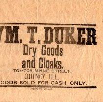 Image of Wm.T. Duker