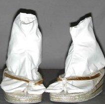 Image of E1992.007ABCD - Shoe