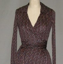 Image of 1993.001 - Dress, Day