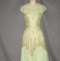 Image of 2000.128AB - Gown, Evening