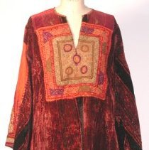 Image of E2000.156 - Gown, Wedding