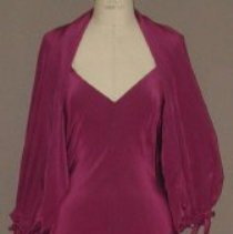 Image of 2004.423AB - Gown, Evening