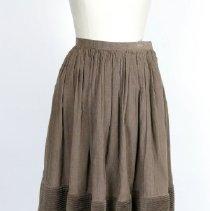 Image of 2008.26.013 - Skirt