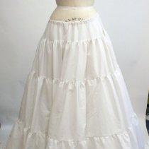 Image of 2011.00.001 - Petticoat