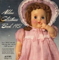Image of Aldens, Holiday 1951