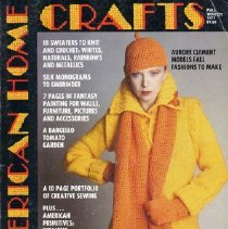 Image of American Home Crafts, Fall/Winter 1977