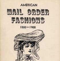 Image of American Mail Order Fashion 1880-1990, 1961