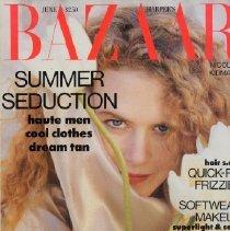 Image of Harper's Bazaar (American), June 1991