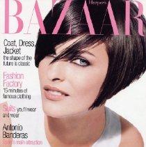 Image of Harper's Bazaar (American), August 1995