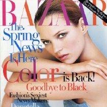 Image of Harper's Bazaar (American), January 1998