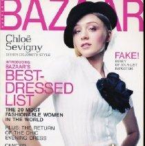 Image of Harper's Bazaar (American), May 2001