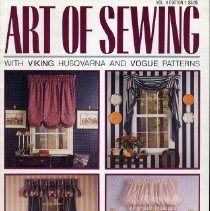 Image of Butterick, The Art of Sewing, 1992, Vol 4 Ed. 1