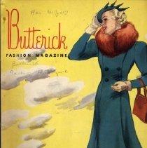 Image of Butterick, Fall/Winter 1936