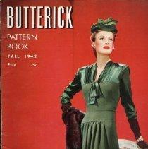 Image of Butterick, Fall 1942