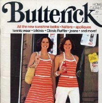 Image of Butterick, Home Catalog, Summer 1974
