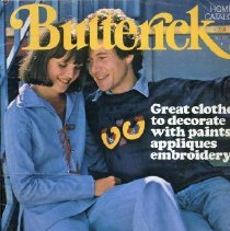 Image of Butterick, Home Catalog, Fall 1974