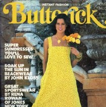 Image of Butterick, Home Catalog, Summer 1977