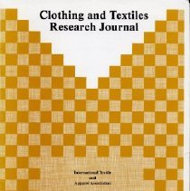 Image of Clothing & Textiles Research Journal, 1999, Vol. 17 No. 1