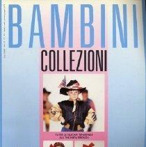 Image of Collezioni Bambini (Italian-Children), Fall/Winter 1989-1990