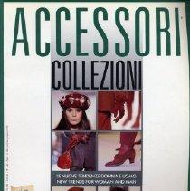Image of Collezioni Accessori (Italian-Accessories), Fall/Winter 1989-1990
