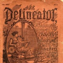 Image of The Delineator, March 1892