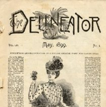 Image of The Delineator, May 1899