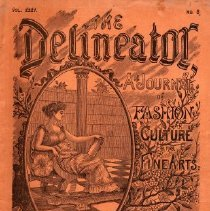 Image of The Delineator, June 1890