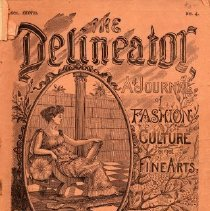 Image of The Delineator, October 1891