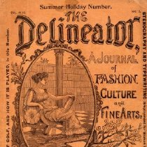 Image of Delineator, August 1894