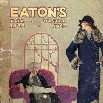 Image of Eaton's, Fall/Winter 1925-1926