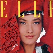 Image of Elle (American), Spring/Summer 1985