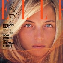 Image of Elle (American), March 1990
