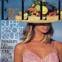 Image of Elle (American), January 1991, Resort Issue