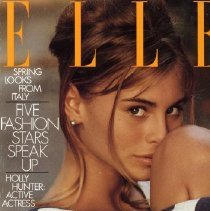 Image of Elle (American), March 1991