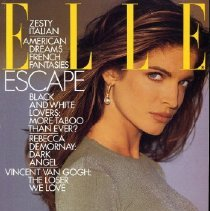 Image of Elle (American), March 1992