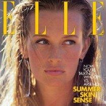 Image of Elle (American), July 1992