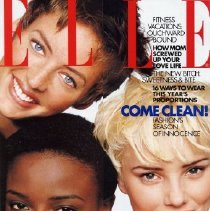 Image of Elle (American), March 1994