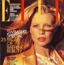 Image of Elle (American), January 1995, Swimsuit Special