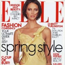 Image of Elle (American), March 2002