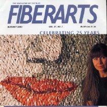 Image of Fiberarts, September/October 2000